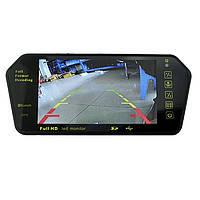 """Монитор-накладка для камеры заднего вида 7"""" 719 BT/USB/TF/MP5"""