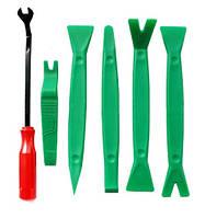 Набор инструментов для снятия обшивки (облицовки) авто 6 шт (СО-6-2)