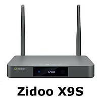 Смарт ТВ Приставка Zidoo X9S 2/16, Realtek RTD1295, Smart tv box, IPTV, kodi