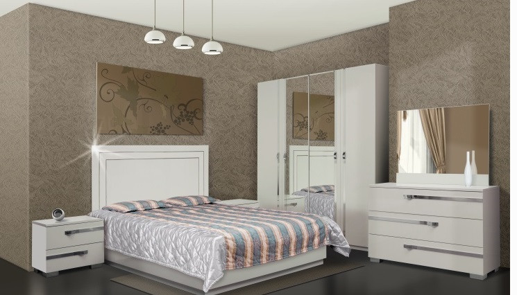 белая спальня экстаза цена 32 415 грн купить в киеве Promua