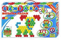 Детская мозаика-пазлы Пчелка ТехноК 1035, фото 1
