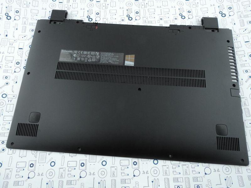New. Нижний корпус Lenovo Flex 15 черный 90203946