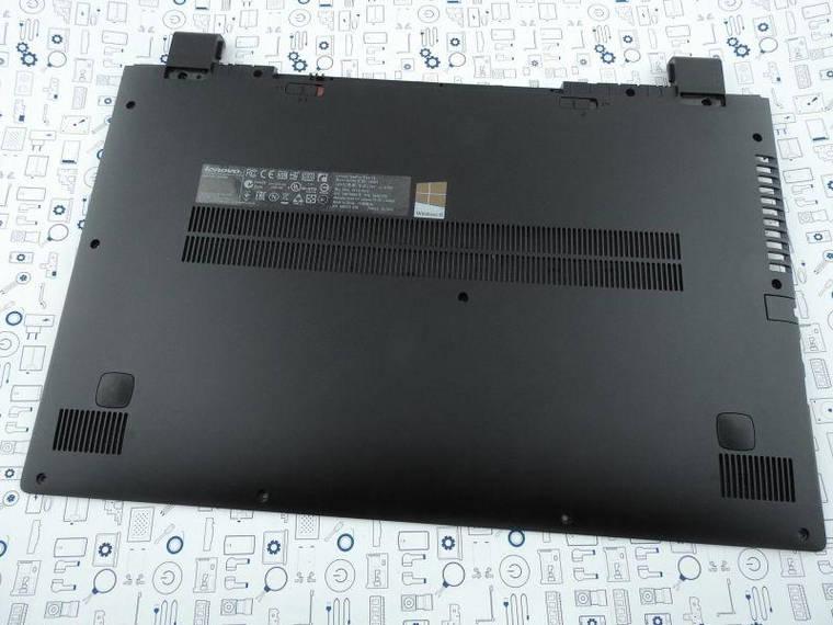 New. Нижний корпус Lenovo Flex 15 черный 90203946, фото 2