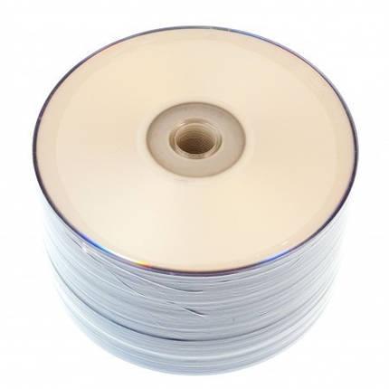 Videx Printable Glossy DVD-R 4.7 Gb 16x Bulk 100, фото 2