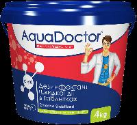 AquaDoctor Шок хлор 4кг (табл. 20г)
