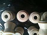 Втулки реактивных тяг Ваз 2101 2102 2103 2104 2105 2106 2107,2121 нива полиуретан усиленные 10 шт, фото 4