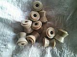 Втулки реактивных тяг Ваз 2101 2102 2103 2104 2105 2106 2107,2121 нива полиуретан усиленные 10 шт, фото 2