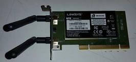 Wi-Fi адаптер  LINKSYS WMP600N- Б/У