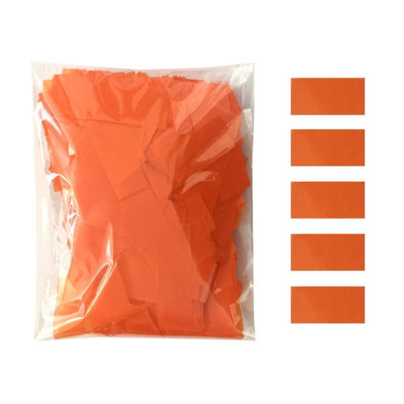 Конфетти Метафан, Оранжевый, 100 гр