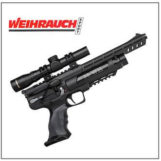 Пистолеты Weihrauch