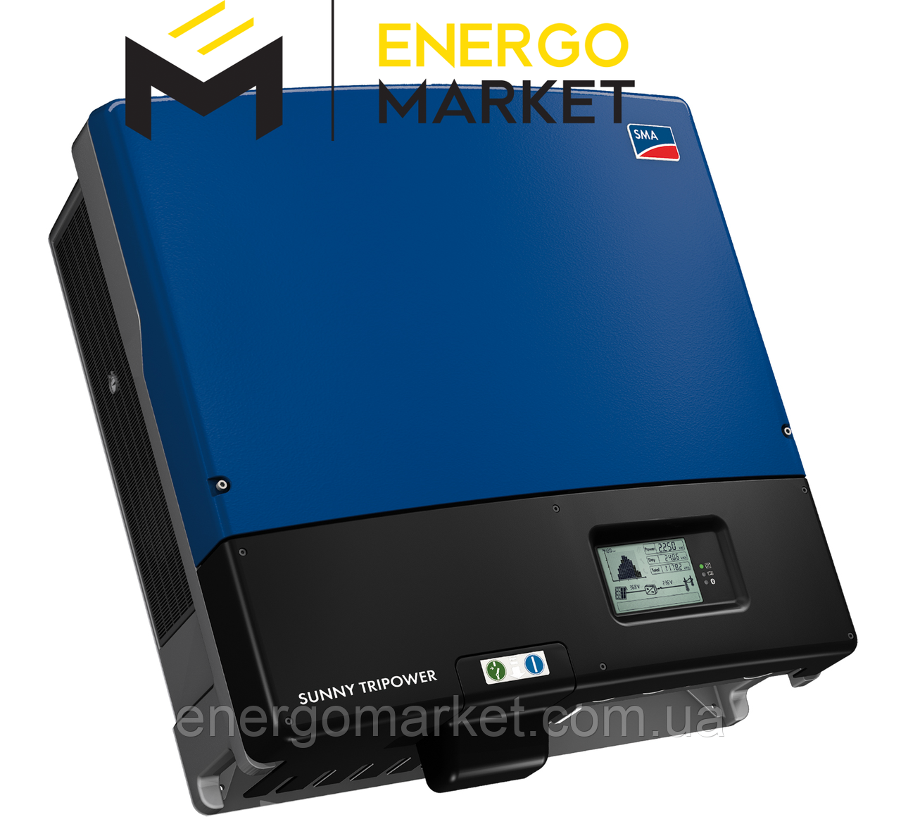 Сетевой инвертор SMA  Sunny Tripower 25000TL (STP25000TL-30) 25 кВт