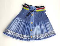 Детская юбка 3 года для девочки Турция детские юбки на девочку, фото 1