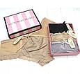 Набор Женского Нижнего Белья в стиле Victoria's Secret Трусики Слипы 3 шт., фото 4