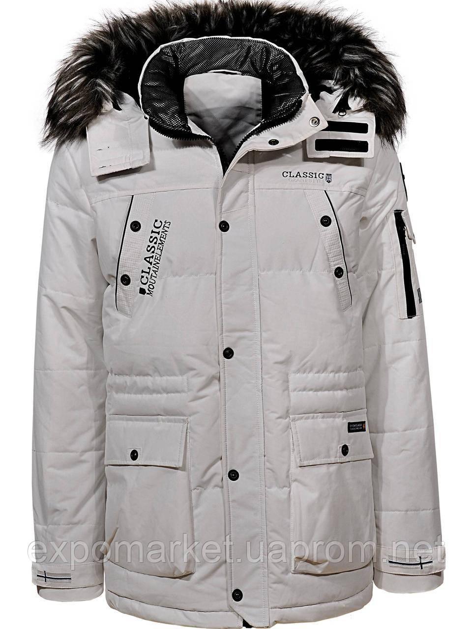 Куртка парка мужская Glo-story