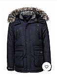 Куртка парка мужская Glo-story, фото 5