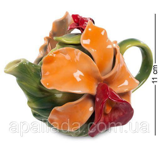 """Заварочный чайник """"Орхидея"""" (Pavone)"""
