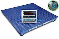 Платформенные весы для склада Центровес ВПЕ 1212-1 до 1000 кг