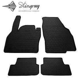 Коврики резиновые в салон Seat Ibiza V 2017- (4 шт) Stingray 1024334