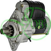Стартер редукторний 12В  2,8 кВт  Deutz AG, Fahr (ТМ Jubana)