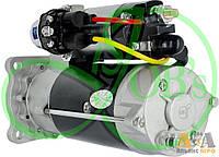 123708603 Стартер редукторный 12В 3,6 кВт (Case, John Deere, Claas, Valtra) (TM Jubana)