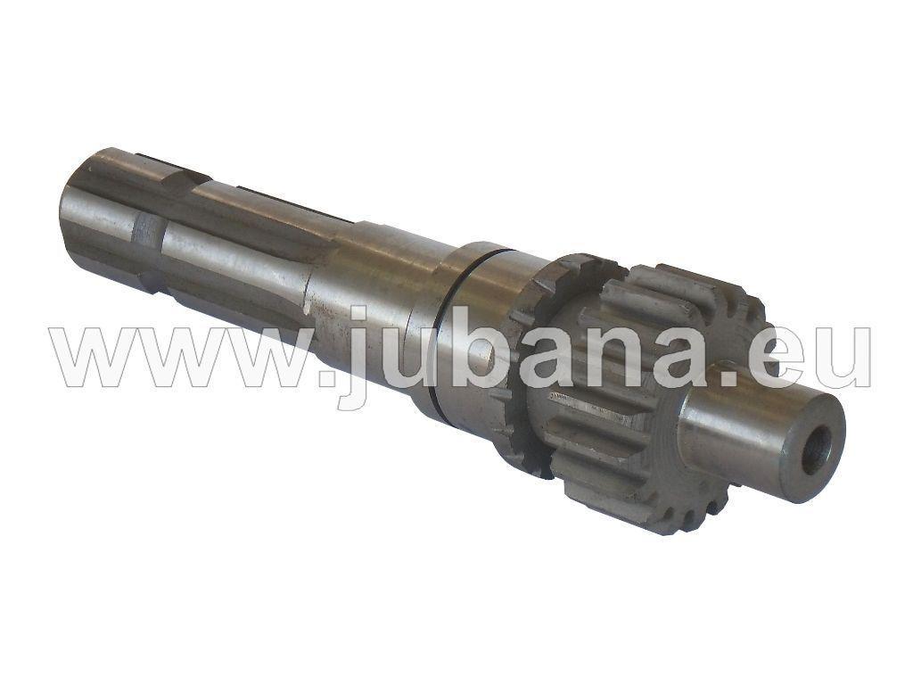 Вал відбору потужності 6 шліців Т-25 14.41.101Б (TM Job's)