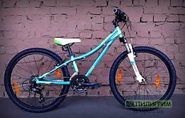 """Велосипед 24"""" Kellys Kiter 50 Aqua"""