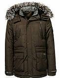 Куртка парка мужская Glo-story, фото 6