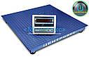 Весы платформенные 2 000 кг — Центровес ВПЕ 1212-2 эконом, фото 3