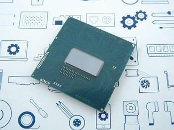 Процессор Intel I3-4000M 2.4G 3M SR1HC 102500594 Оригинал новый