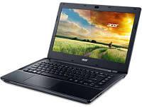 Ноутбук Acer Aspire E5-471P-34CL-Intel Core i3-4030U-1,9GHz-4Gb-DDR3-320Gb-HDD-DVD-RW-W14-Web-сенсор- Б/У