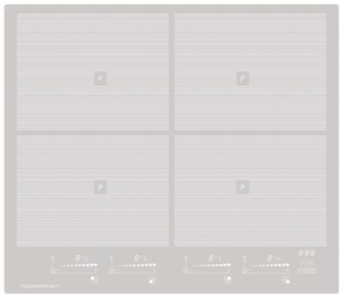 Индукционная плита Kuppersbusch KI6800.0GR