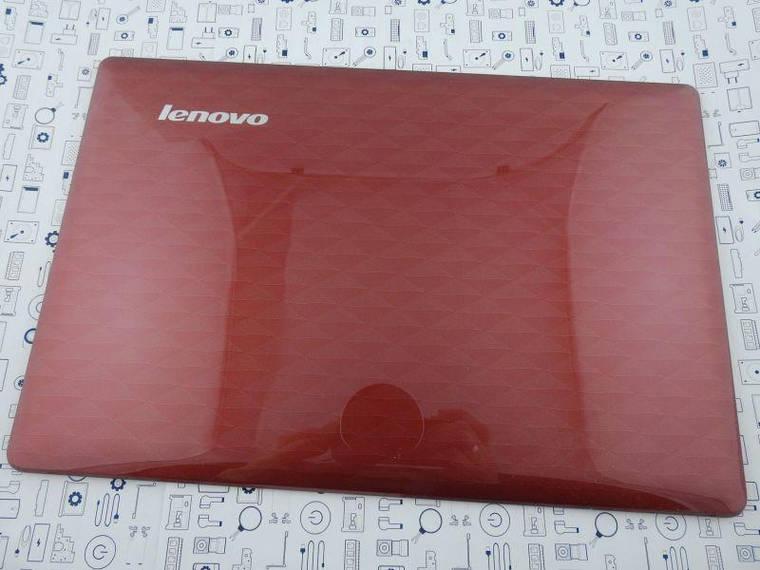 New. Крышка матрицы Lenovo Z480, Z485 Красный 902000623, фото 2
