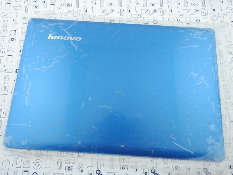 New. Крышка матрицы Lenovo Z480, Z485 Синий 902000624