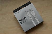 USB Type-C Кабель - Borofone Type-C 1m, фото 1