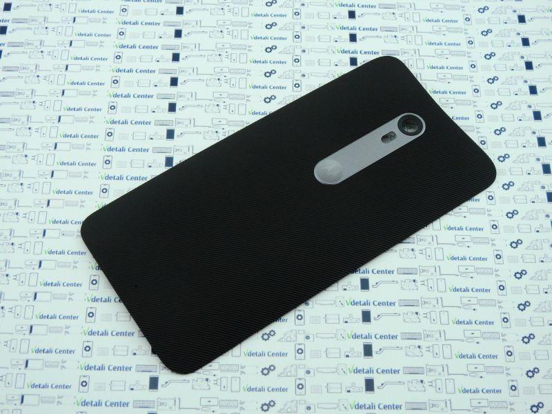 New. Задняя крышка Motorola XT1572 Черный