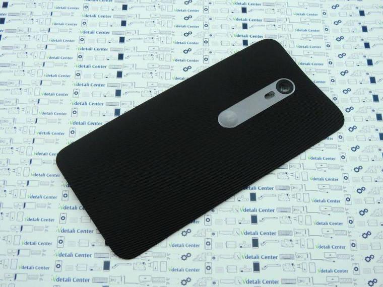 New. Задняя крышка Motorola XT1572 Черный, фото 2