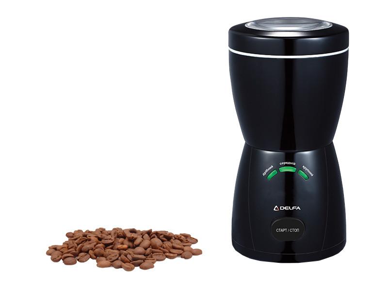 Кофемолка Delfa DC-8020
