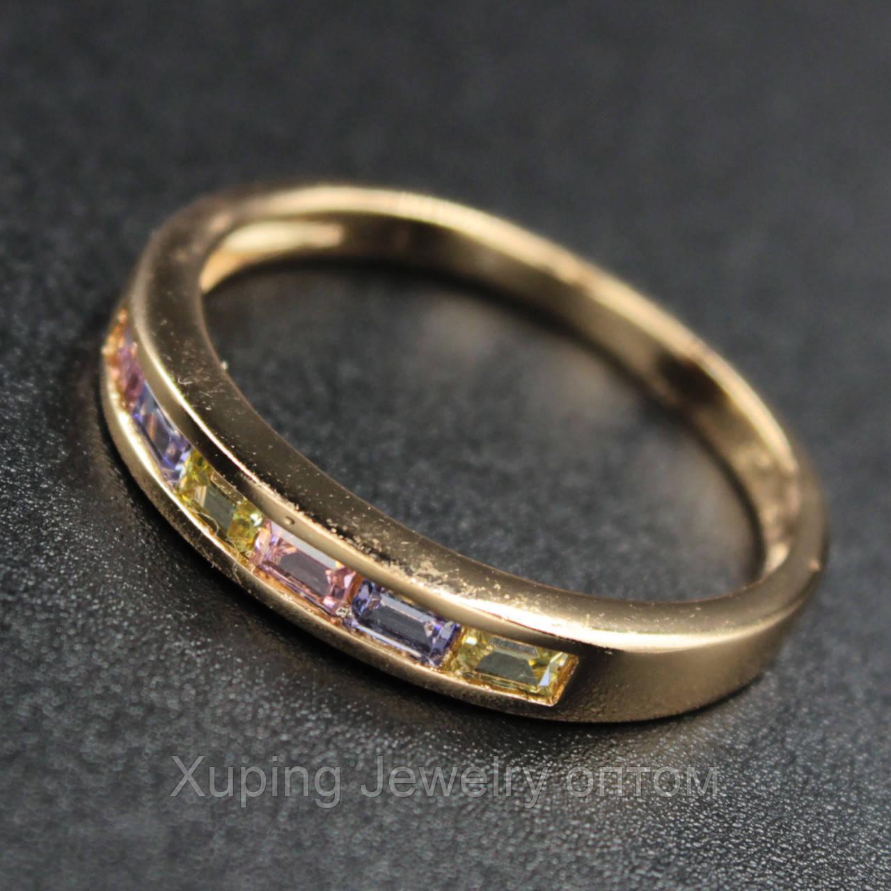 Кольцо женское Xuping Jewerly 18k R013