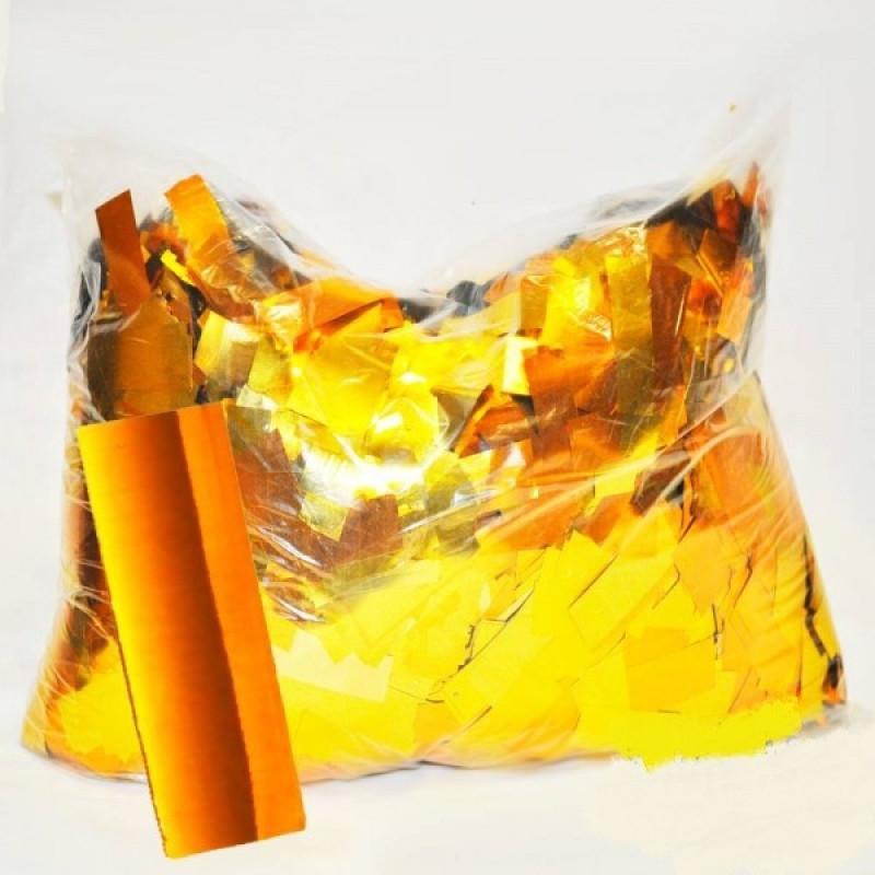 Конфетти Метафан, Золотой, 100 гр