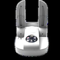 Электрическая антибактериальная сушилка для обуви Dr100 с озонированием, белая