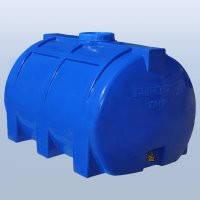 Емкость горизонтальная,объем 150 л. (1-слойная) Roto Europlast