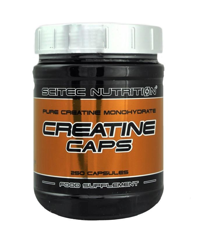 Креатин Scitec Nutrition - Creatine Caps (250 капсул)