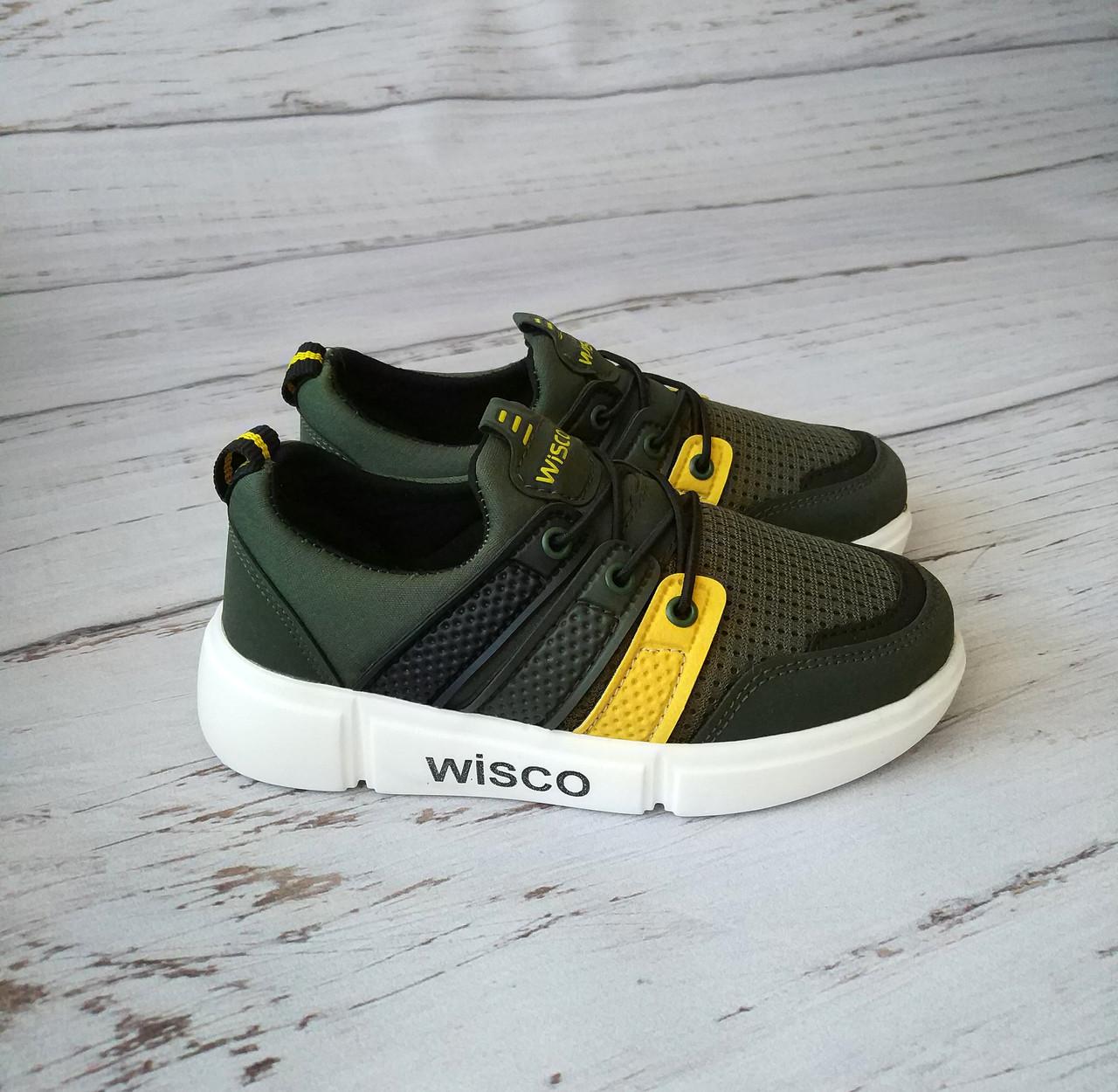 Кроссовки для мальчиков Турция Wisco