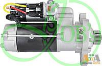 243708302 Стартер редукторний 24В 8,1 кВт КАМАЗ (дв.740.30, 740.11-240,740.13)
