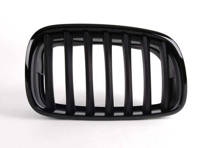 Оригинальная передняя правая решетка радиатора BMW M Performance E70 / E71 / E72 X5 и X6, Black