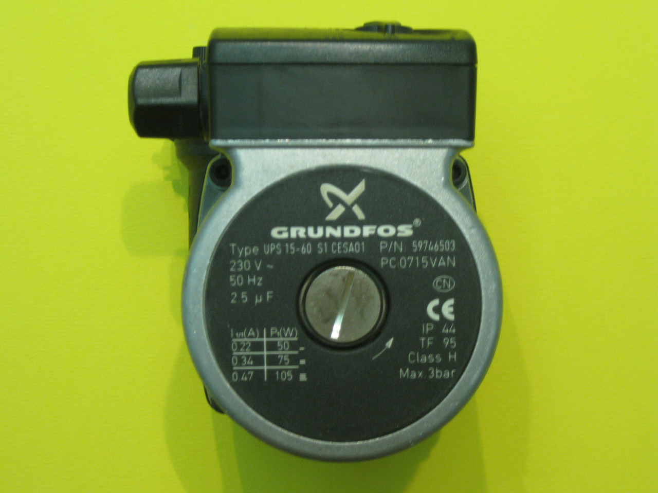 Насос Grundfos UPS 15-60 Rens, Weller