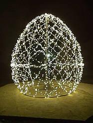 Светодиодное пасхальное яйцо 6м