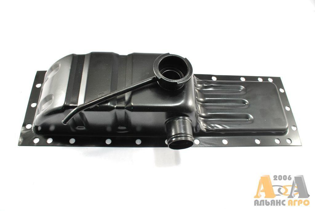 Бак радіатора верхній метал МТЗ 70У-1301055 (JFD)