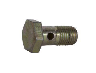 Болт поворотного кутника короткий М14х1,5х25 мм МТЗ А12.01.003-03 (Д18-051А), фото 2