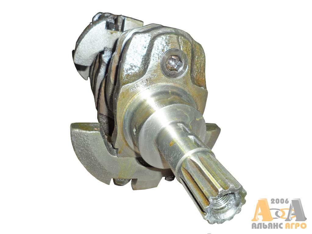 Вал коленчатый Д-240-1005015-Б1 на двигатель Д-242 / Д-244 (ТМ Job's)